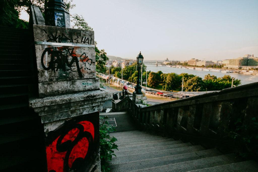 widok na miasto