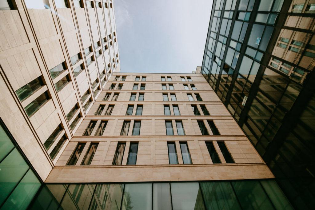 Budynek w Budapeszcie