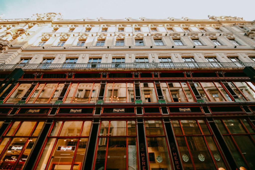 sklepy w Budapeszcie