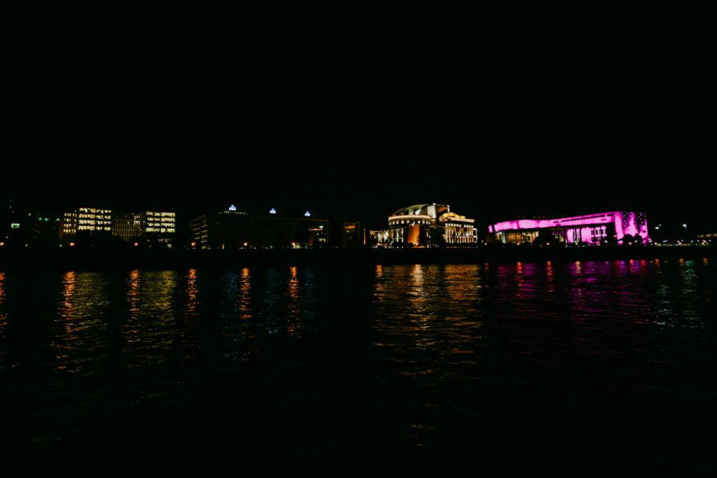 Noc w Budapeszcie