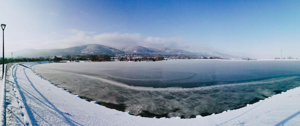 jezioro dolny slask