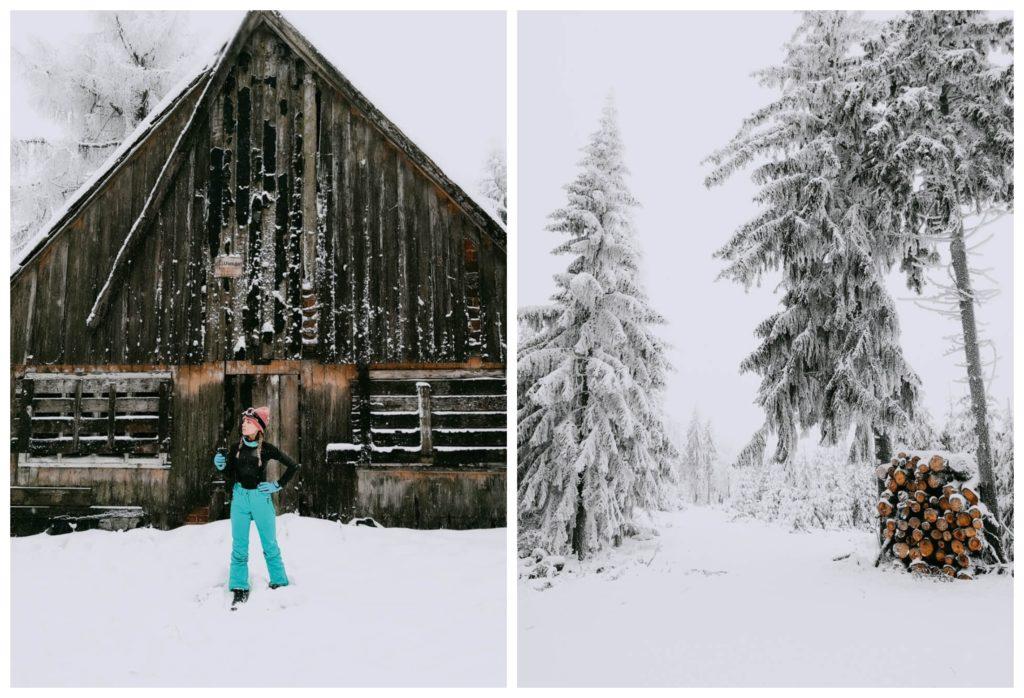 zdjęcia zimowe w górach