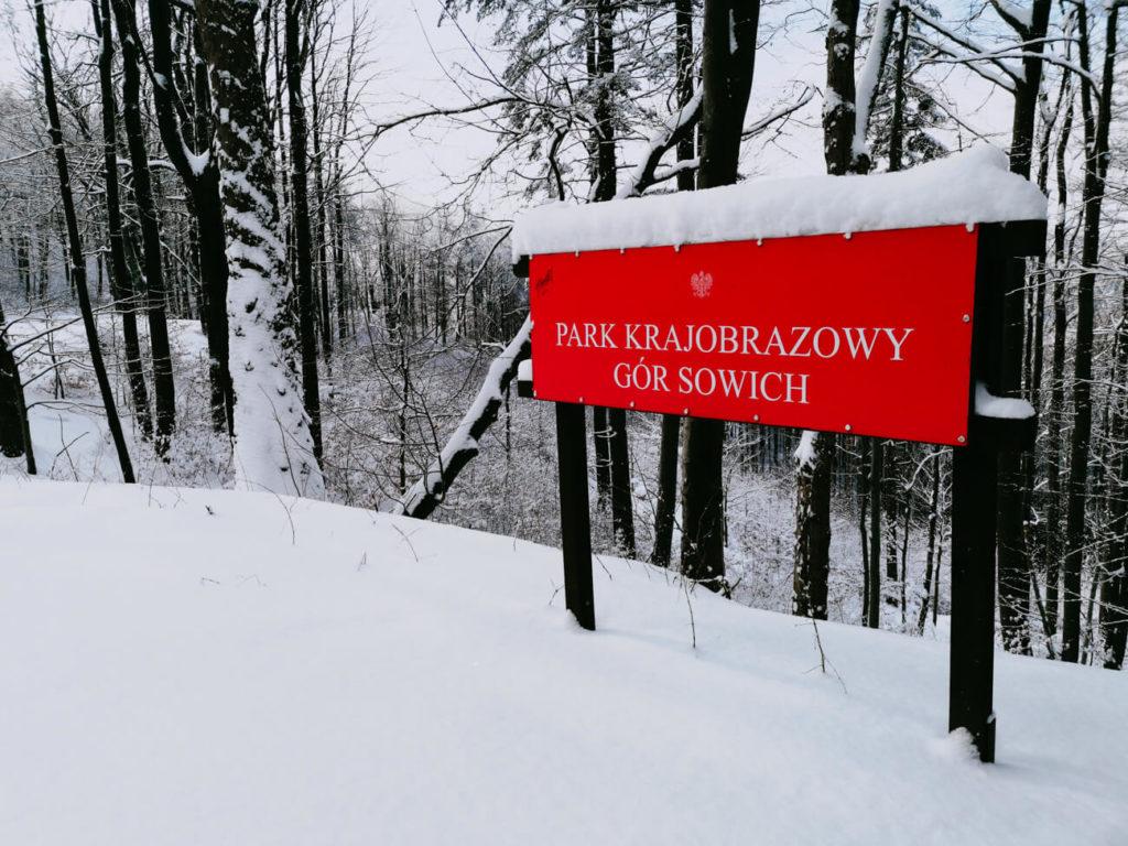 tablica rezerwat przyrody